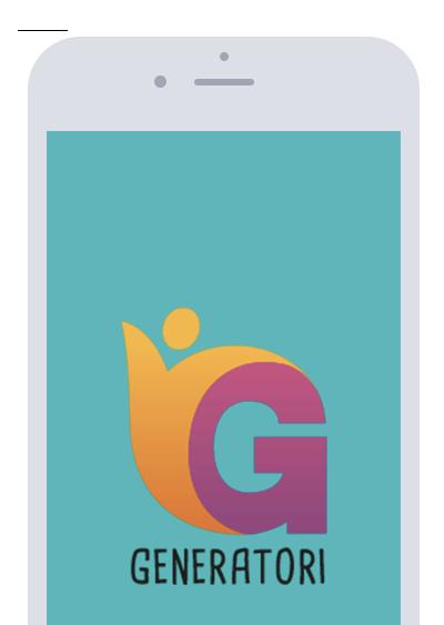 Clicca e scarica l'App di Generatori :)