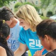 Percorsi di volontariato: grazie alla FAD Tommaso ha capito l'importanza di aiutare gli altri