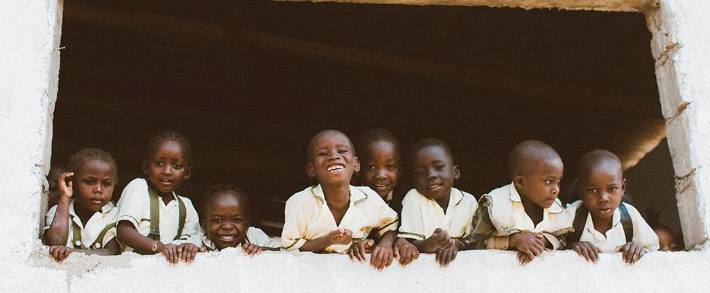 Percorsi di volontariato: Giorgia guarda all'Africa