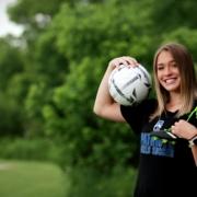 Percorsi di volontariato: Sara vuole aiutare il calcio femminile
