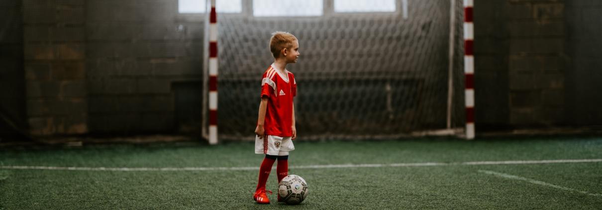 Percorsi di volontariato: Daniele vuole diffondere la passione per lo sport