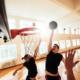 Percorsi di volontariato: Luca vuole diffondere i valori dello sport