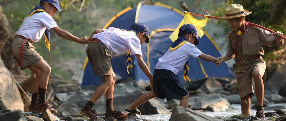 Percorsi di volontariato: Mahima e la sue esperienza con gli scout e con Mani Tese
